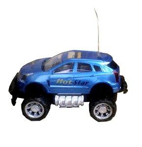Carro Controle Remoto Super Jipe Speedmundi Azul
