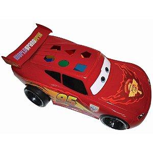 Carro Mcqueen Didático Carros Disney Toyng (26751)