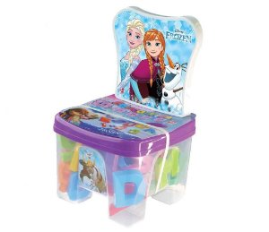 Cadeira Educativa Frozen Educa Kids Infantil