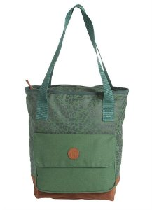 Tote Capricho Fashion Army Médio Verde (48624)
