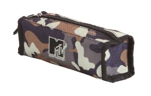Estojo Soft Mtv Camuflado 48770