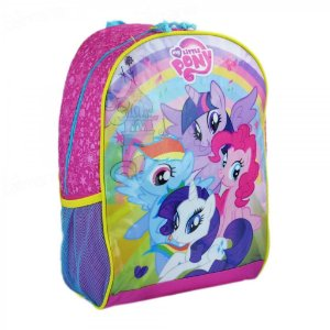 Mochila My Little Pony Infantil Escolar 48786