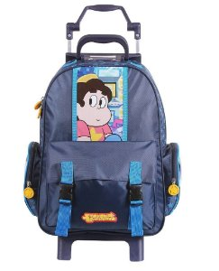 Mochila de Rodinhas Mochilete Escolar Cartoon Network Steven Universo 48835