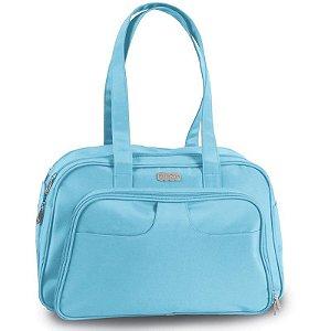 Bolsa Para Bebê Baby Bag Day & Travel Azul Fisherprice 01162
