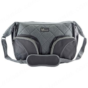 Bolsa Para Bebê Baby Bag Mickey Com Trocador 01539