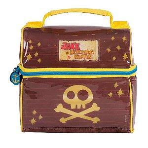 Lancheira Disney Jake e os Piratas da Terra do Nunca Dermiwil 60254