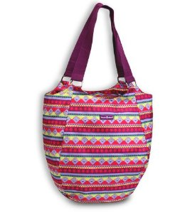 Bolsa Tote De Ombro Planet Girls Étnico Escolar (51584)