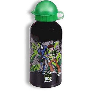 Squeeze Cartoon Network Ben 10 em Alumínio 500ml Infantil (25514)