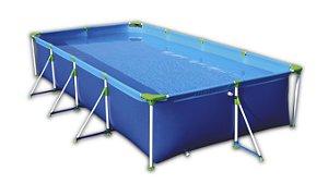 Piscina Premium 5000 Litros Pvc Azul Mor (10243)