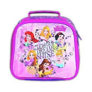 Lancheira Térmica Princesas Dream Disney Rosa (37215)