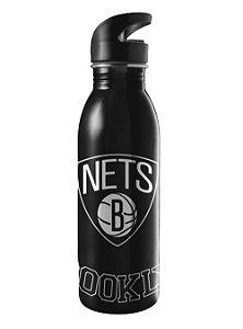 Garrafa Squeeze Nba Brooklyn Nets Basquete 600ml (60317)