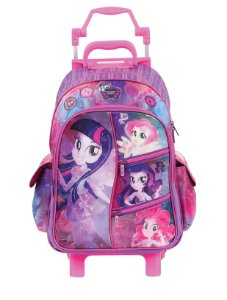 Mochilete G Dermiwil Equestria Girls Purple 49004