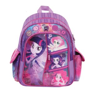 Mochila M Dermiwil Equestria Girls Purple 49003