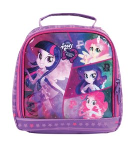 Lancheira Soft Dermiwil Equestria Girls Purple 49002