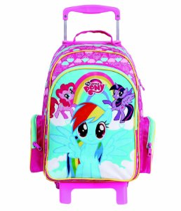 Mochilete G Dermiwil My Little Pony Pink 49057