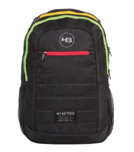 Mochila G Black/Red Dermiwil HB 37137