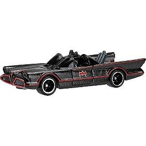Miniatura Carro Batman Batmobile Hot Weels DJF46