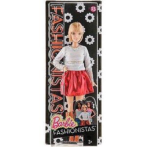 Boneca Barbie Fashionista DGY54 - Nº 23