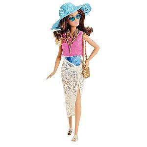 Boneca Barbie Férias de Verão  Morena