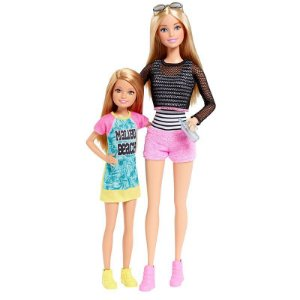 Boneca Barbie Dupla de Irmãs