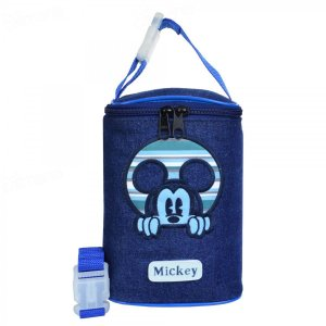 Porta Mamadeiras Baby Go Com 4 Cavidades Mickey, Azul 1930