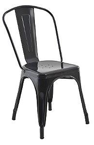 Cadeira Iron Tolix Preta