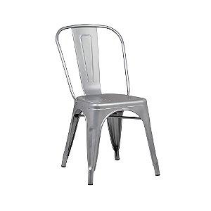 Cadeira Iron Tolix Metalizada