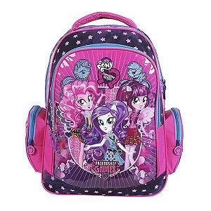Mochila M My Little Pony Equestria - Roxo (48703)
