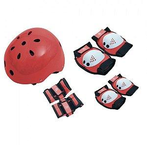 Kit Proteção Radical Vermelho M