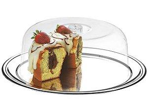Conjunto para bolo Petúnia 2 peças 1525/132 - Brinox