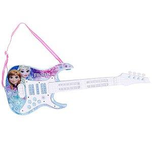 Guitarra Infantil Frozen com Luz 27191