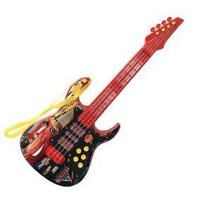 Guitarra Eletrica Infantil Carros 30568