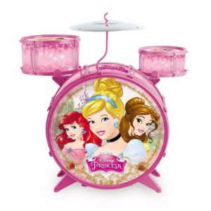 Bateria Infantil Princesas Disney  27213