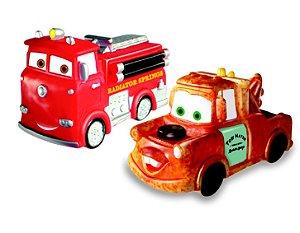 Fofomóvel Miniatura Tow Mater e Red (629)