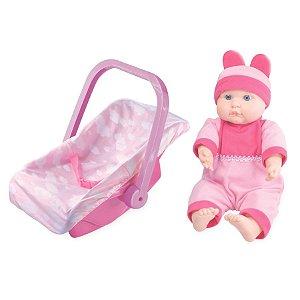 Boneca Bebê Conforto Ref 883
