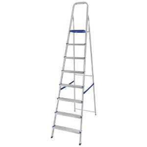 Escada Alumínio 8 Degraus