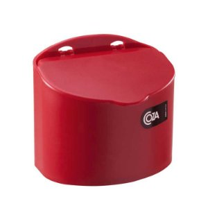 Saleiro 500Gr Vermelho Pimenta Coza 10843/0053