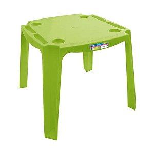 Mesa Infantil Educativa Verde ref 307 Paramount Plasticos