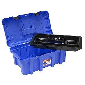 Maleta Retangular G - 50 X 30 X 22 Cm - Pro ref 518 - Azul
