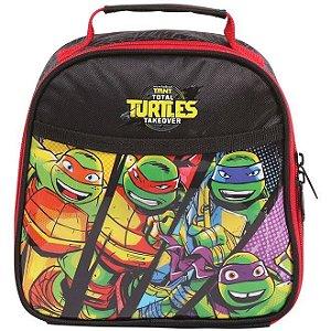 Lancheira Escolar Térmica DMW Nickelodeon Tartarugas Ninja 49111