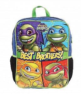 Mochila G DMW Tartarugas Ninja Best Brothers 49117