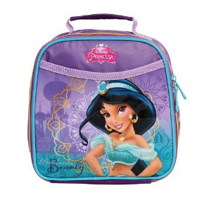 Lancheira Soft Disney Princesas Jasmine 49039