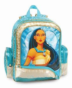 Mochila M Pocahontas Azul 19487