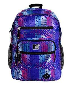 Mochila G Poliéster  Colors Mtv 48768 - Dmw