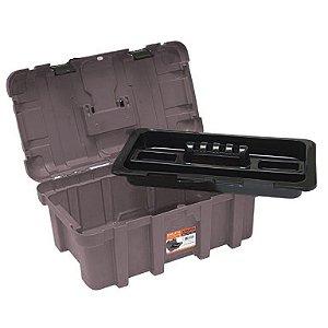 Maleta Retangular G - 50 X 30 X 22 Cm - Pro ref 518 - Cinza