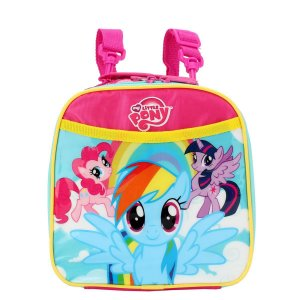 Lancheira Dmw Hasbro My Little Pony Rosa 49055