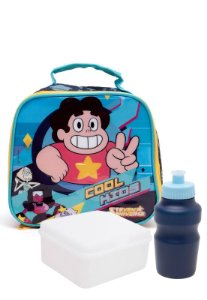 Lancheira Soft Infantil DMW Cartoon Network Steven Universo 49106