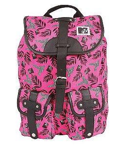 Mochila G Dmw c/ 2 Bolsos Mtv Pink 49045