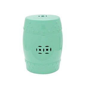 Mini Seat Garden Ceramica Verde