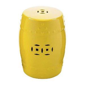 Mini Seat Garden Ceramica Amarelo